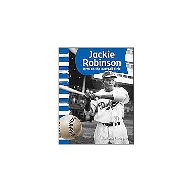 Shell Education Jackie Robinson Interactiv-Ereader History Workbook, Kindergarten - Grade 5 [eBook]
