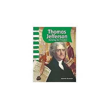 Shell Education Thomas Jefferson Interactiv-Ereader History Workbook, Kindergarten - Grade 5 [eBook]