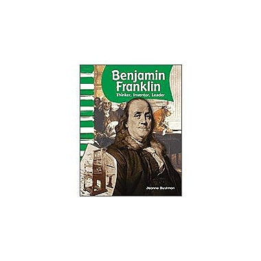 Shell Education Benjamin Franklin Interactiv-Ereader History Workbook, Kindergarten - Grade 5 [eBook]