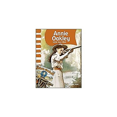Shell Education Annie Oakley Interativ-Ereader History Workbook, Kindergarten - Grade 5 [eBook]