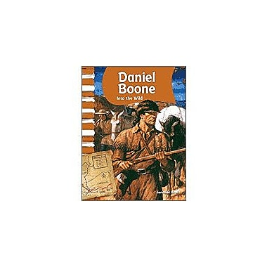 Shell Education Daniel Boone Interactiv-Ereader History Workbook, Kindergarten - Grade 5 [eBook]