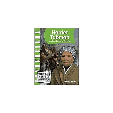 Shell Education Harriet Tubman Interactiv-Ereader History Workbook, Kindergarten - Grade 5 [eBook]