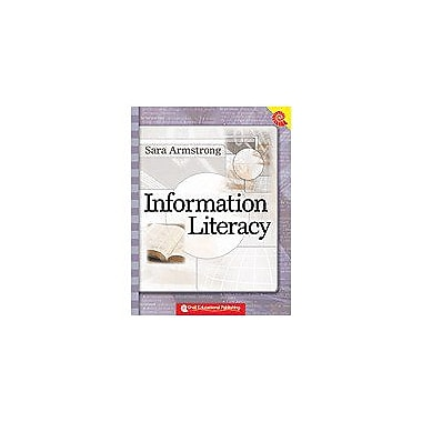 Shell Education Information Literacy Computers Workbook, Grade 4 - Grade 8 [eBook]