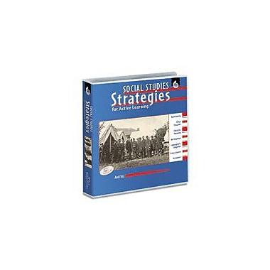 Shell Education Social Studies Strategies for Active Learning History Workbook, Grade 3 - Grade 12 [Enhanced eBook]