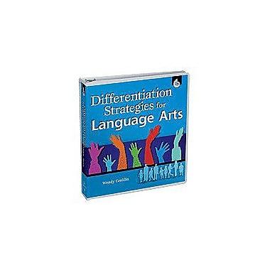 Shell Education Differentiation Strategies: Language Arts Special Needs Workbook, Kindergarten - Grade 12 [Enhanced eBook]