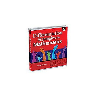 Shell Education Differentiation Strategies: Mathematics Math Workbook, Kindergarten - Grade 12 [Enhanced eBook]