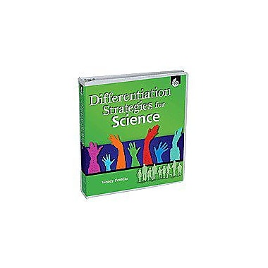 Shell Education Differentiation Strategies: Science Business Workbook, Kindergarten - Grade 12 [Enhanced eBook]