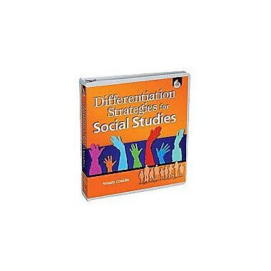 Shell Education Differentiation Strategies: Social Studies Special Needs Workbook, Kindergarten - Grade 12 [Enhanced eBook]