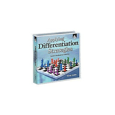 Shell Education Applying Differentiation Strategies: Teacher's Handbook Gr3-5, Grade 3 - Grade 5 [Enhanced eBook]