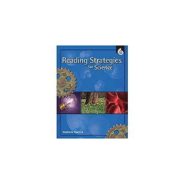 Shell Education Reading Strategies for Science Reading & Writing Workbook, Grade 1 - Grade 8 [eBook]