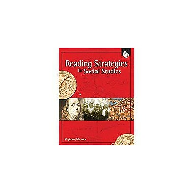 Shell Education Reading Strategies for Social Studies Geography Workbook, Grade 1 - Grade 8 [Enhanced eBook]