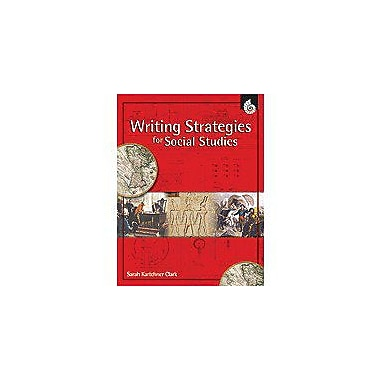 Shell Education Writing Strategies for Social Studies Geography Workbook, Grade 1 - Grade 8 [eBook]