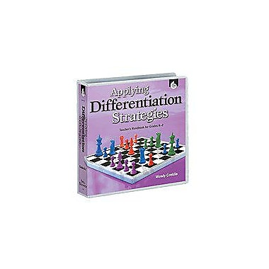 Shell Education Applying Differentiation Strategies: Teacher's Handbook Grk-2, Kindergarten - Grade 2 [Enhanced eBook]