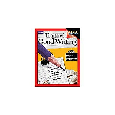 Shell Education Traits of Good Writing Grade 1 Language Arts Workbook, Grade 1 [eBook]
