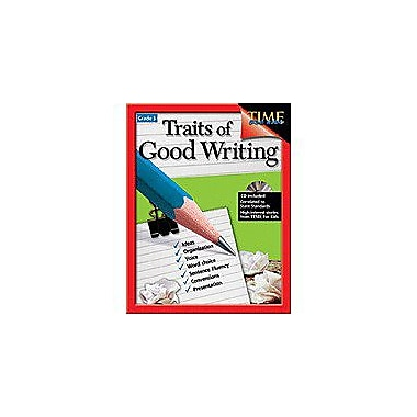 Shell Education Traits of Good Writing Grade 3 Language Arts Workbook, Grade 3 [eBook]