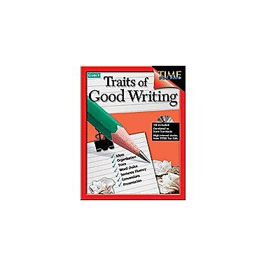 Shell Education Traits of Good Writing Grade 4 Language Arts Workbook, Grade 4 [eBook]