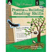 Shell Education The Poet and the Professor: Poems for Building Reading Skills Level 5, Grade 5 [Enhanced eBook]