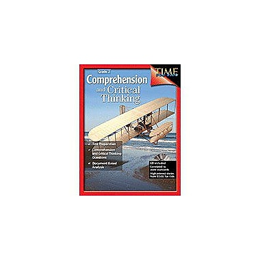 Shell Education Comprehension & Critical Thinking Grade 2 Problem Solving Workbook, Grade 2 [Enhanced eBook]