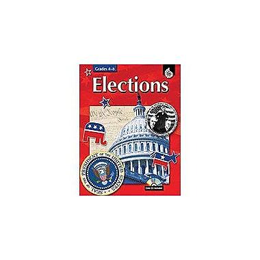 Shell Education Elections Social Studies Workbook, Grade 4 - Grade 8 [eBook]