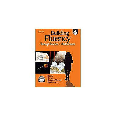 Shell Education Building Fluency Through Practice and Performance Grade 1 Reading & Writing Workbook, Grade 1 [Enhanced eBook]