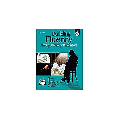 Shell Education Building Fluency Through Practice and Performance Grade 6 Reading & Writing Workbook, Grade 6 [Enhanced eBook]