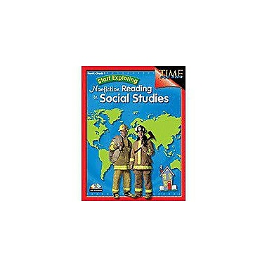 Shell Education Start Exploring Nonfiction Reading In Social Studies Language Arts Workbook, Preschool - Grade 1 [eBook]