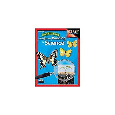 Shell Education Start Exploring Nonfiction Reading In Science Language Arts Workbook, Preschool - Grade 1 [Enhanced eBook]