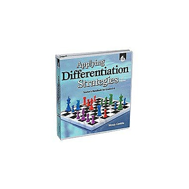 Shell Education Applying Differentiation Strategies 2nd Edition Grades 3-5 Business Workbook, Grade 3 - Grade 5 [Enhanced eBook]
