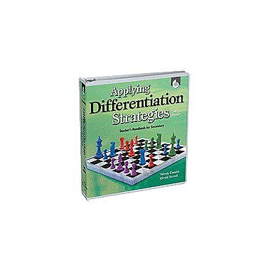 Shell Education Applying Differentiation Strategies 2nd Edition Secondary, Grade 6 - Grade 8 [Enhanced eBook]