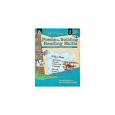 Shell Education The Poet and the Professor: Poems for Building Reading Skills Level 2, Grade 2 [Enhanced eBook]