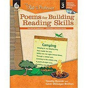 Shell Education The Poet and the Professor: Poems for Building Reading Skills Level 3, Grade 3 [Enhanced eBook]
