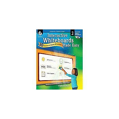 Shell Education Interactive Whiteboards Made Easy: 30 Activities To Engage All Learners Grade 2, Smart Board Version [eBook]