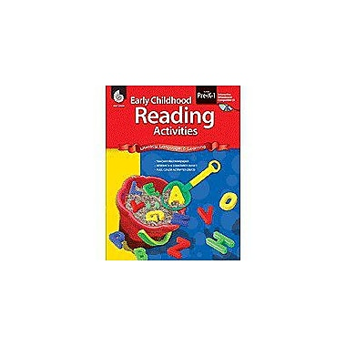 Shell Education Early Childhood Reading Activities Language Arts Workbook, Preschool - Grade 1 [Enhanced eBook]