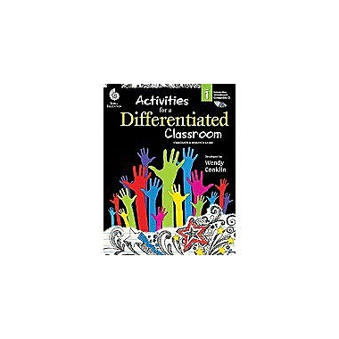 Shell Education Activities for A Differentiated Classroom Level 1 Business Workbook, Staff [Enhanced eBook]