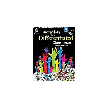 Shell Education Activities for A Differentiated Classroom Level 2 Business Workbook, Staff [Enhanced eBook]
