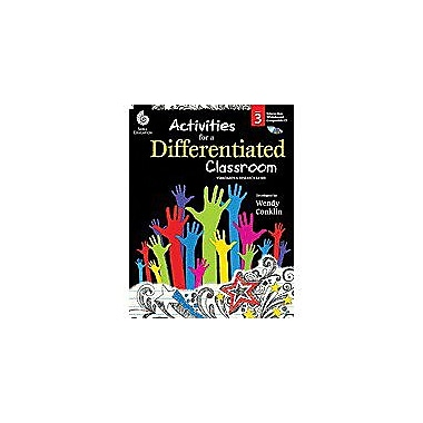 Shell Education Activities for A Differentiated Classroom Level 3 Business Workbook, Staff [Enhanced eBook]