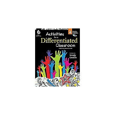 Shell Education Activities for A Differentiated Classroom Level 4 Business Workbook, Staff [Enhanced eBook]