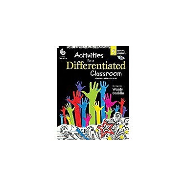 Shell Education Activities for A Differentiated Classroom Level 5 Business Workbook, Staff [Enhanced eBook]
