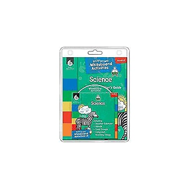 Shell Education Interactive Whiteboard Activities: Science Computers Workbook, Preschool - Grade 2 [eBook]