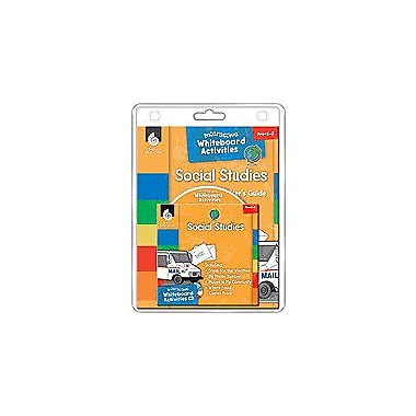 Shell Education Interactive Whiteboard Activities: Social Studies Computers Workbook, Preschool - Grade 2 [eBook]