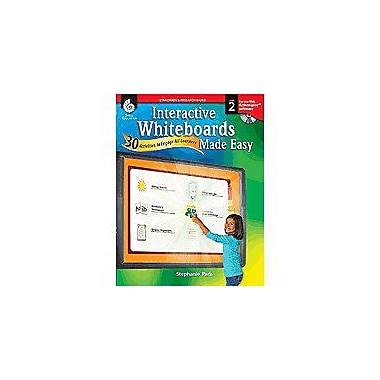 Shell Education Interactive Whiteboards Made Easy: 30 Activities To Engage All Learners Level 2, Promethean Version [eBook]