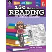 Shell Education - Manuel de lecture et d'écriture 180 Days of Reading, 5e année [livre numérique]