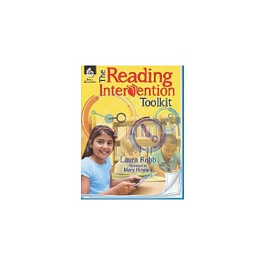 Shell Education The Reading Intervention Toolkit Reading & Writing Workbook, Grade 4 - Grade 8 [eBook]
