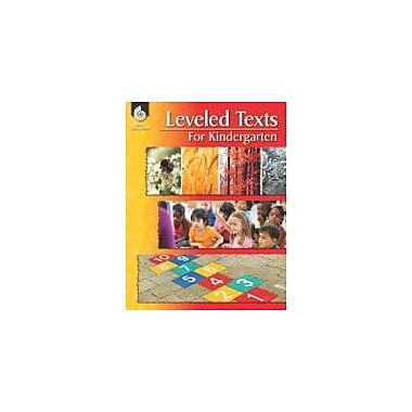 Shell Education Leveled Texts for Kindergarten Kindergarten [eBook]