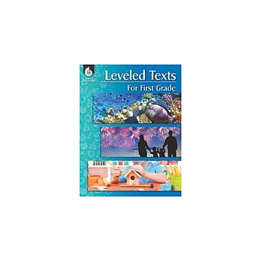 Shell Education Leveled Texts for First Grade Reading & Writing Workbook, Grade 1 [eBook]