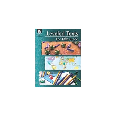 Shell Education Leveled Texts for Fifth Grade Reading & Writing Workbook, Grade 5 [eBook]