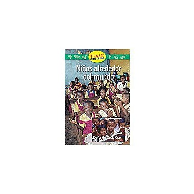 Shell Education Upper Emergent: Ninos Alrededor Del Mundo (Kids Around the World), Kindergarten - Grade 3 [eBook]