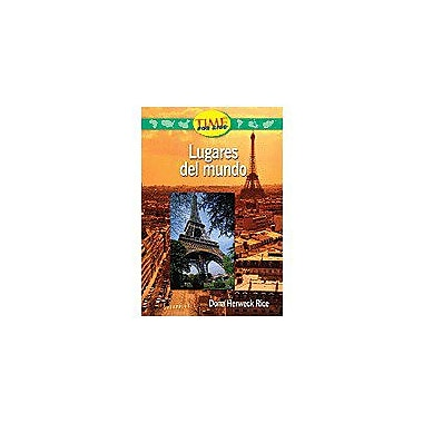 Shell Education Upper Emergent: Lugares Alrededor Del Mundo (Places Around the World), Kindergarten - Grade 3 [eBook]