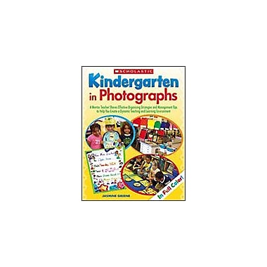 Scholastic Kindergarten In Photographs Teacher Planning Workbook, Kindergarten [eBook]