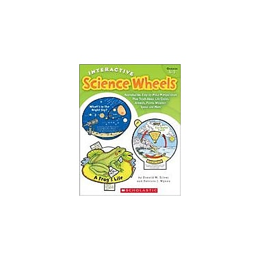 Scholastic Interactive Science Wheels Science Workbook, Grade 1 - Grade 3 [eBook]